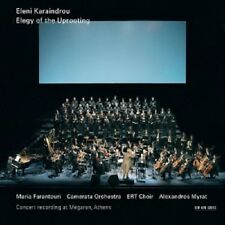"ELENI KARAINDROU ""THE ELEGY OF THE..."" 2 CD NEUWARE!!!!"
