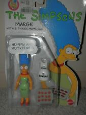 1990 mattel SIMPSONS marge   YUMMY AND NUTRITIOUS!