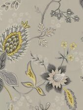 Norwall Wallpaper Grand Chateau GC29829 Yellow & Gray Double Roll Bolt