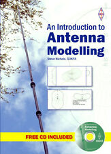 Radio Ham Introduction to Antenna Modelling - BOOK with CD by Rocket Radio