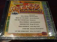 CHARTBUSTER HOT HITS  KARAOKE 30152M  DECEMBER 2010 MIXED PICKS CD+G MULTIPLEX