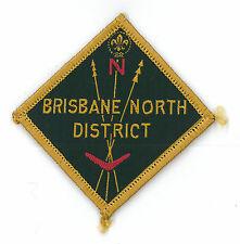 AUSTRALIA / AUSTRALIAN SCOUTS - BRISBANE NORTH SCOUT DISTRICT PATCH