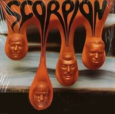 SCORPION Detroit Psych FUNK BROTHERS Tower Records SEALED VINYL LP