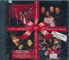 Merry Soulful Christmas CD NEW Parri laBelle Stephanie Mills The Jets