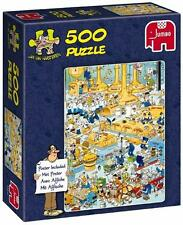 JUMBO JIGSAW PUZZLE THE BREWERY JAN VAN HAASTEREN #17215 CARTOON