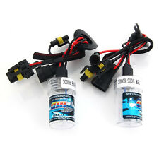 NEW 2Pcs Car Xenon HID 9006 55W 8000K Head Light Bulb Lamp