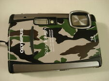 LikeNew Olympus Stylus Tough 6000 10MP Digital Camera - Camouflage