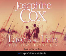 Lovers and Liars by Josephine Cox (CD-Audio Book, 2004) 3 x CD