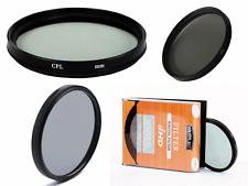 62mm CPL Circula Polarizer Lens Filter for Canon Nikon  Digital Camera DV