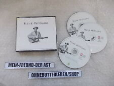 CD Country Hank Williams - Golden Greats 3CD Box (60 Song) DISKY