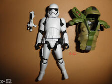 FIRST order STORMTROOPER figure STAR WARS 7 force awakens TOY armor up GREEN