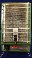 Vintage Coleman Propane Catalytic Heater Adjustable # 5445B131