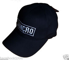 Sons of Anarchy SAMCRO Flex Fitted Baseball Cap / Hat  CAP15