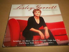 "LESLEY GARRETT "" THE DEFINITIVE COLLECTION  "" CD ALBUM EXCELLENT 2005"