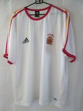 Spain Training Leisure Football Shirt Size Extra Large /11520