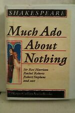 Much Ado About Nothing by Will Shakespeare: Unabridged Cassette Audiobook (QQ5)
