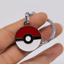New Pokémon Pokemon GO Poké Ball Metal Keychain Keyring