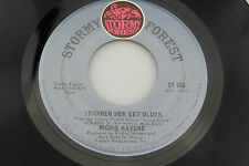 Richie Havens: Younger Men Get Older / Here Comes the Sun   [VG++ Copy]