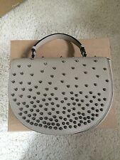 **CHRISTIAN LOUBOUTIN** Putty Studded Handbag Shoulder Bag **LIMITED EDITION**