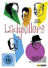 LADYKILLERS Alec Guinness PETER SELLERS Cecil Parker DVD new