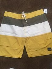 Quiksilver Board Shorts - Waist 34