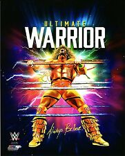"""THE ULTIMATE WARRIOR WWE PHOTO 8x10"""" OFFICIAL WRESTLING PROMO"""