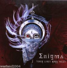 Enigma - Seven Lives Many Faces -  CD NEW & SEALED    2008