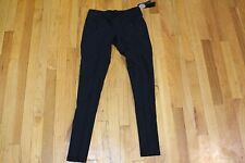 ZUMBA LONG PANTS WITH ZIP POCKETS SEW BLACK SIZE MEDIUM NEW WITH TAGS