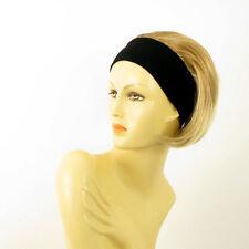 parrucca con bandana elastica biondo chiaro mechato biondo AMANDA 27T613 peruk
