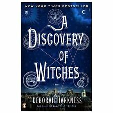 All Souls Trilogy: A Discovery of Witches Bk. 1 by Deborah Har (FREE 2DAY SHIP)