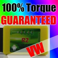 Torque Android OBD OBD2 Diagnostic Scanner Bluetooth Interface for VW + Audi car