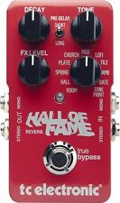 TC Electronic Hall Of Fame Reverb TonePrint Series Guitar Effects Pedal New