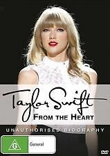 Taylor Swift: From the Heart (Unauthorised Bio) by Taylor Swift (CD, Nov-2013)