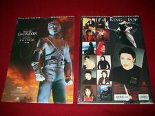 MICHAEL JACKSON HISTORY calendar calendrier 1995 SEALED sous CELLOPHANE NEW !!!