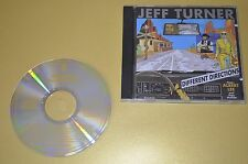 Jeff Turner - Different Directions / Albert Lee / K-TEL 1991 / Switzerland / Rar