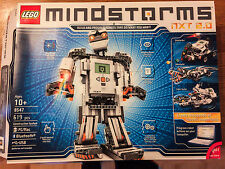 *NICE* 99% Complete Boxed LEGO MINDSTORMS NXT 2.0 Set (8547) Original Box