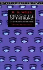 Thrift Edition: The Country of the Blind and Other Stories by Martin Gardner...