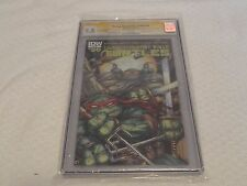 Teenage Mutant Ninja Turtles #50 Subscription Edition CGC Signature Series 9.8