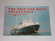 Matthew Tanner The Ship And Boat Collection Merseyside Maritime Museum. 1995.
