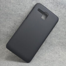 For Lenovo A8 A806 A808T Black Rubberized Snap On skin hard case cover
