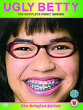 Ugly Betty Season 1 The Bettified Edition (DVD, 2007, 6-Disc Set, Box Set) R-1