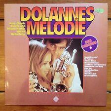 """Jean-Claude Borelly & Stoppy Markus - Dolannes Melodie - 12"""" LP Vinyl 1975"""