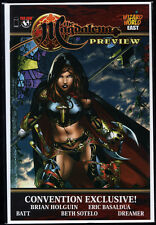 MAGDALENA PREVIEW Eric Basaldua Wizard World East eBas Image/Top Cow Rare