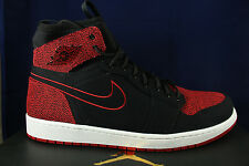 NIKE AIR JORDAN 1 RETRO HIGH ULTRA I GYM RED BANNED BRED 844700 001 SZ 14