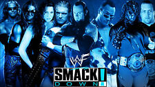 WWF/WWE SmackDown! 1999 Full Year (USB or 7 DVD Set)