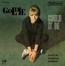 "GOLDIE 'Could It Be' New 7"" EP Gingerbreads 60s mod blue eyed soul Northern Soul"