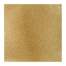 "KING'S CROWN (Gold) 12"" x 12"" Scrapbooking Paper GLITTER SILK CARDSTOCK 2 Sheets"