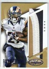 2015 Panini Certified Fabric of the Game Prime Jersey Patch /49 Tre Mason Rams