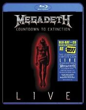 Countdown to Extinction: Live [Best Buy Exclusive] by Megadeth (CD, Sep-2013,...