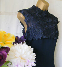 """*****MONSOON PRE-OWNED """"CEILIDH NAVY"""" DRESS SIZE 22*****"""
